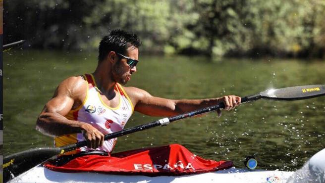 Rodrigo Germade, en una imagen de archivo.