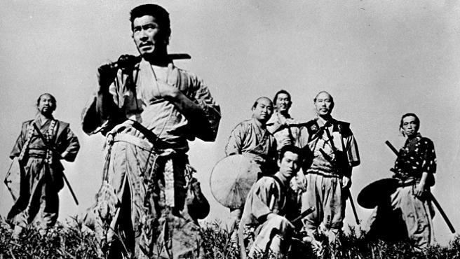 Por qué no puedes perderte 'Los siete samuráis' en TVE