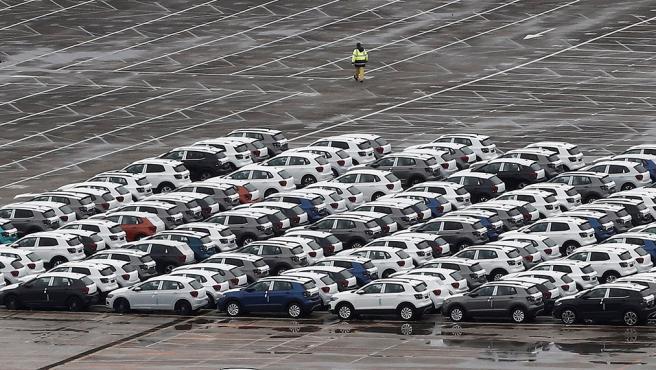 Campa de Volkswagen Navarra