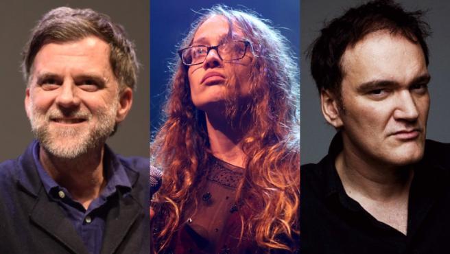 Fiona Apple dejó la cocaína tras una noche horrible con Quentin Tarantino y Paul Thomas Anderson