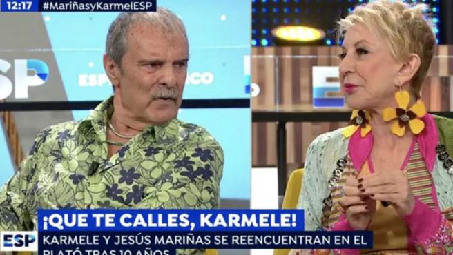 Mariñas y Karmele
