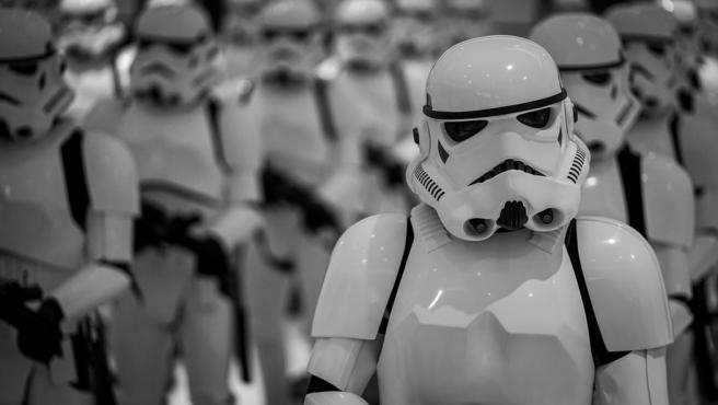 Los contenidos de Star Wars son los grandes protagonistas de la plataforma.