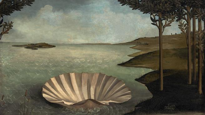 El nacimiento de Venus vacío.