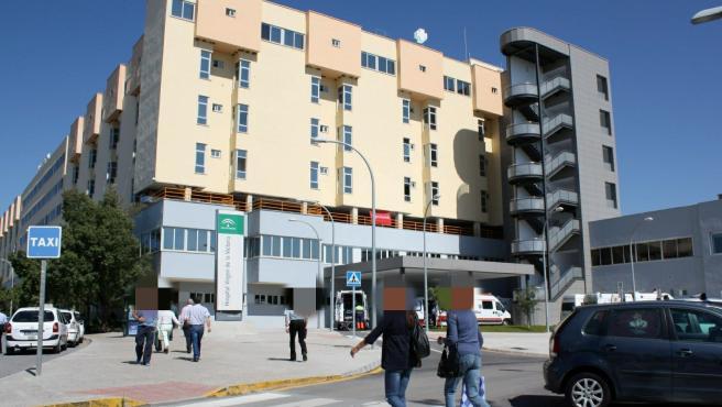 Hospital Clínico Virgen de la Victoria de Málaga en una imagen de archivo