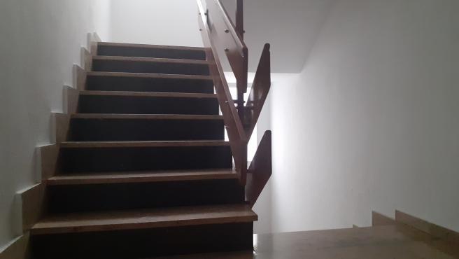 Escaleras de un edificio