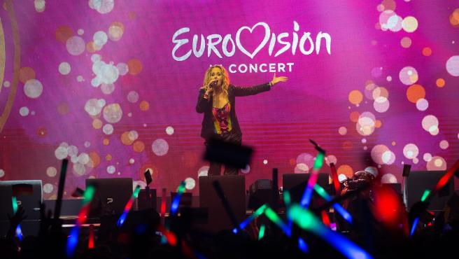 Imagen de archivo de Eurovisión.