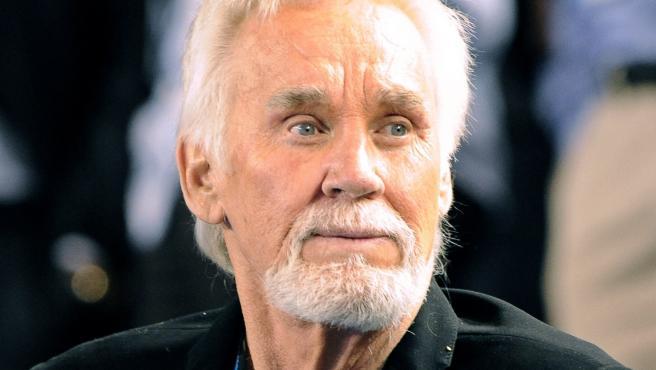 El cantante de country Kenny Rogers, en una imagen de archivo.
