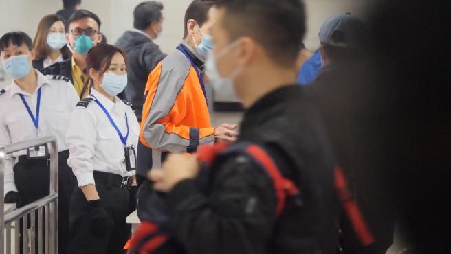La pandemia del coronavirus continúa expandiéndose