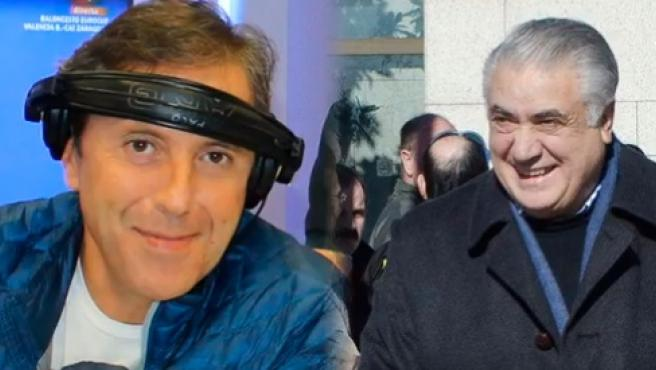 Paco González y Lorenzo Sanz