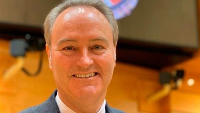 L'expresident de la Generalitat valenciana i senador territorial per la Comunitat Valenciana, Alberto Fabra, en una imatge recent.
