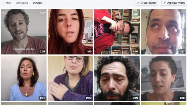 'Confina@S20', Un Proyecto Para Documentar En Redes Sociales Cómo Se Vive La Crisis Desde Los Hogares