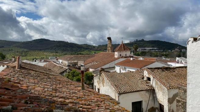 Cazalla de la Sierra, en pleno corazón de la Sierra Morena sevillana