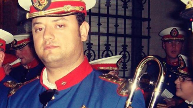 El guardia civil fallecido, Francisco Javier Collado.