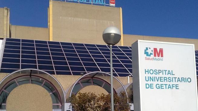 Ayuda para localizar un paciente con coronavirus en el Hospital de Getafe.