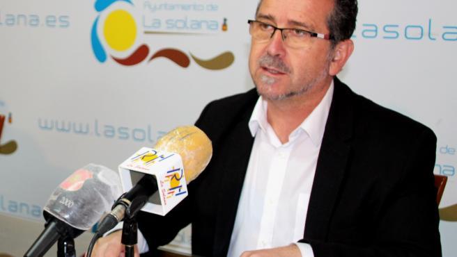 Alcalde de La Solana, Luis Díaz Cacho