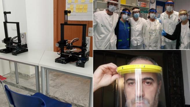[Grupoextremadura] Impresoras 3D De Diputación Y Equipos Protectores