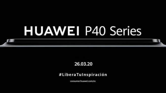 Hoy será en directo la presentación de la nueva Serie Huawei P40.