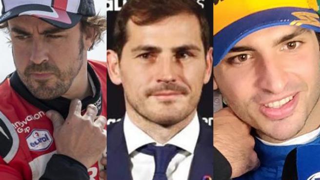 Casillas, Alonso y Sainz, entre los deportistas que han acudido a la llamada de Nadal y Gasol