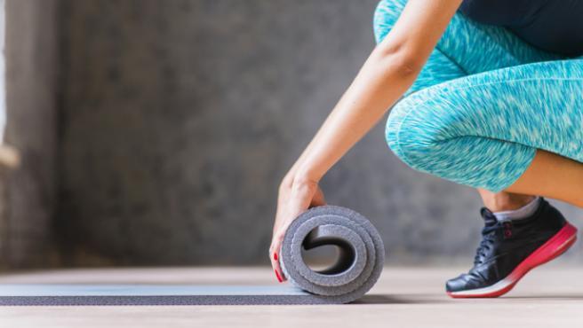Después de usar la plataforma, conviene estirar los grupos musculares trabajados.
