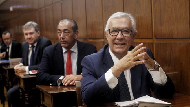 El senador del Partido Popular, Javier Arenas