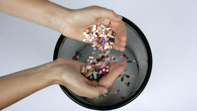 Medicamentos caducados