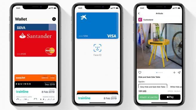 Pagar con el móvil es una manera sencilla de evitar utilizar efectivo.