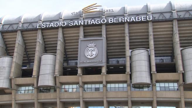 The Bernabéu will serve to store and distribute sanitary products
