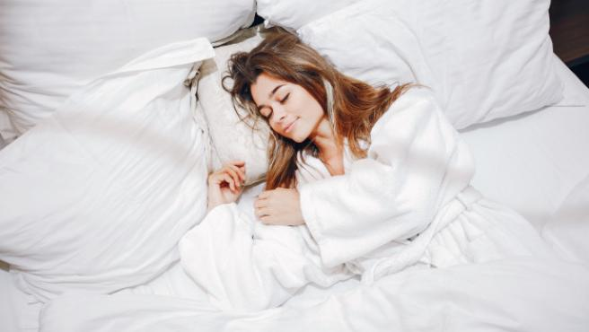 Los purificadores humedecen el ambiente para ayudar a conciliar el sueño.