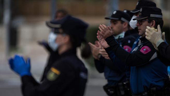 HOMENAJE A LOS SERVICIOS SANITARIOS EN LA FUNDACIÓN JIMÉNEZ DÍAZ DE MADRID