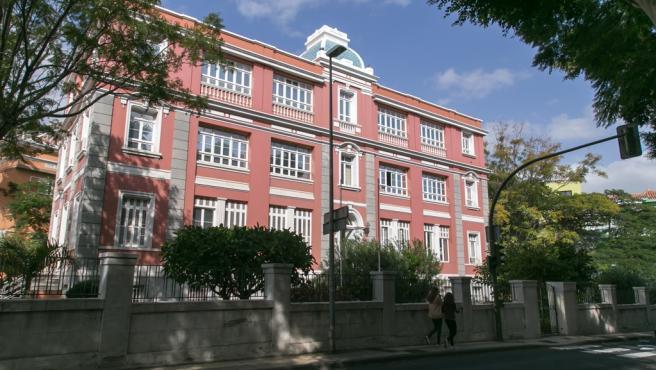 Sede de la Consejería de Sanidad del Gobierno de Canarias en Santa Cruz de Tenerife