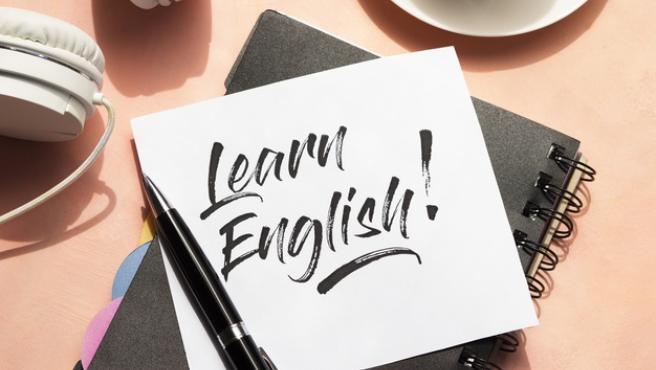 Ahora es un buen momento para aprender inglés.