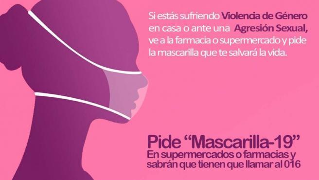 Campaña Mascarilla19