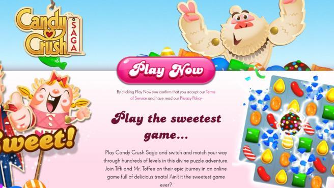 Candy Crush ha conquistado a millones de jugadores desde su nacimiento en 2012.