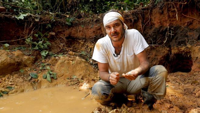 José Antonio Ruiz Díez, de 'Mzungu: Operación Congo'.
