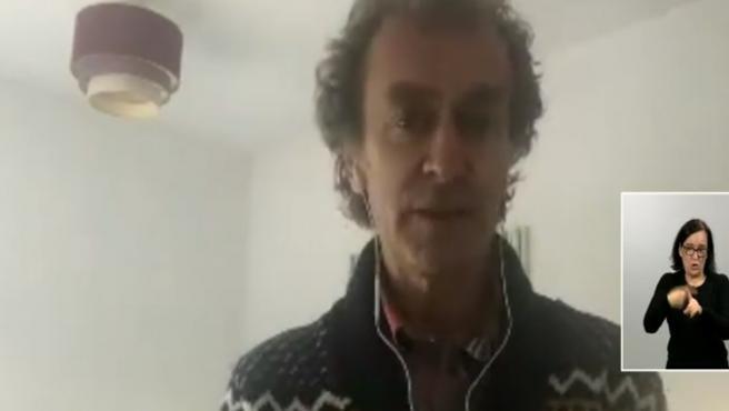 Simón cree que España ha llegado al pico de la curva del coronavirus y está 'des