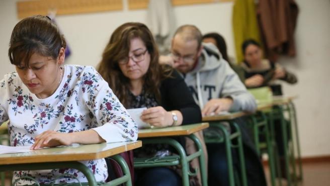 Oposiciones docentes. Archivo.
