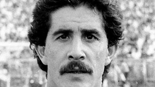 Goyo Benito, exjugador del Real Madrid.