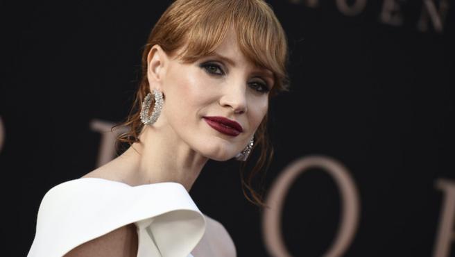 """Jessica Chastain dijo """"no"""" a Marvel y quedó como una reina"""