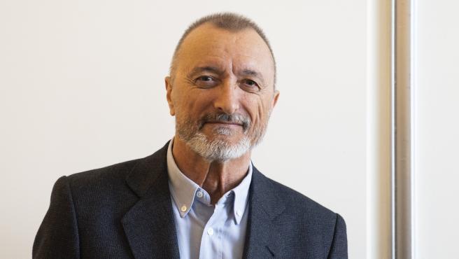 El escritor Arturo Pérez-Reverte.