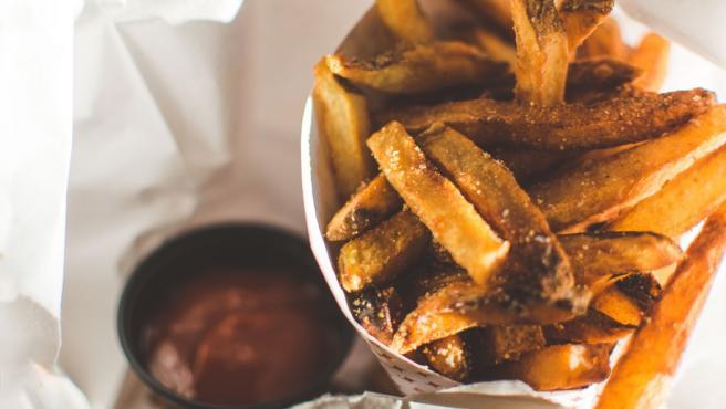 Las patatas fritas podrán disfrutarse de una forma más saludable.