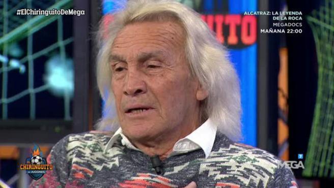 """El exportero argentino, Hugo Orlando 'El Loco' Gatti, sigue estable y ha respondido """"bien"""" al tratamiento contra el coronavirus."""