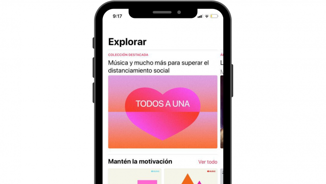 iOS 13.4.5 permitirá compartir las canciones de Apple Music en Instagram Stories.