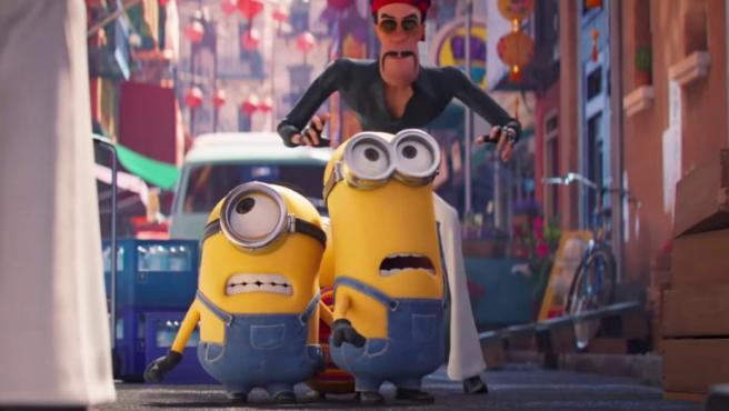 'Minions: El origen de Gru' se estrenará finalmente en verano de 2021