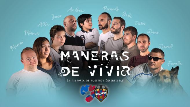 Cartel del documental Maneras de Vivir