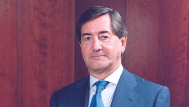 El expresidente de Repsol Alfonso Cortina.