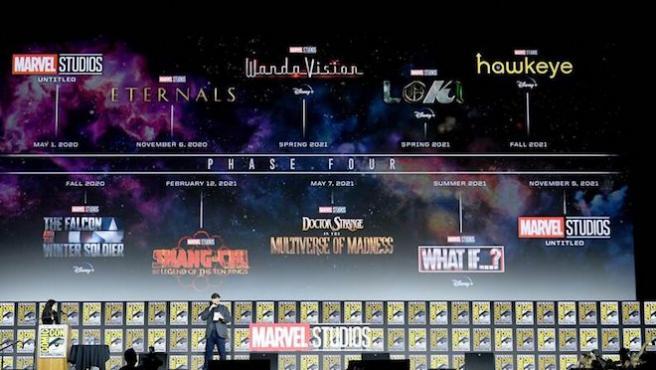 Marvel ante el COVID-19: así es el nuevo calendario de la Fase 4