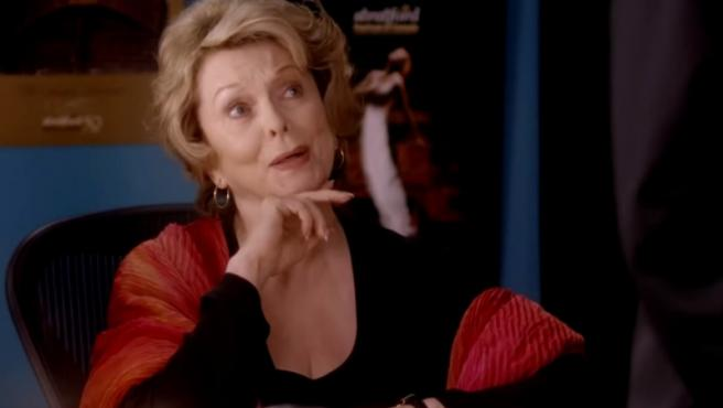 Shirley Douglas, en 'Degrassi: The Next Generation'