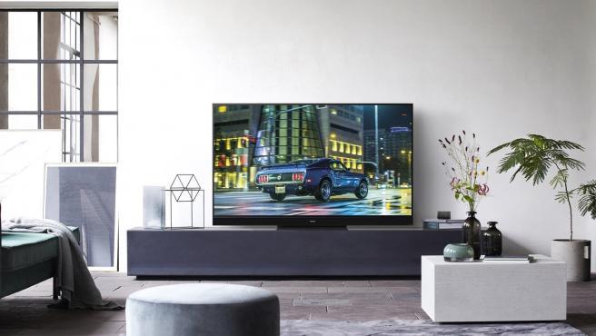 Televisor OLED HZ2000 de Panasonic