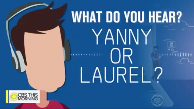 ¿Qué oyes? ¿Yanny o Laurel?
