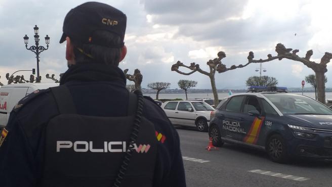 Policía Nacional en Santander